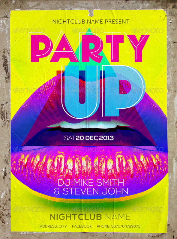 Party Poster/Flyer