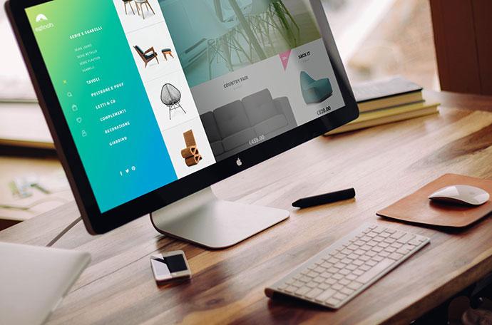 Eglooh E-commerce Design