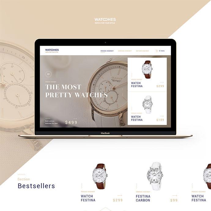 Luxury e-commerce
