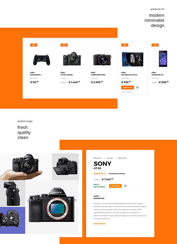 Amazon Redesign - UI/UX Design