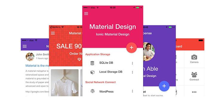 15 PhoneGap & Cordova Templates To Build Cross-Platform Mobile Apps