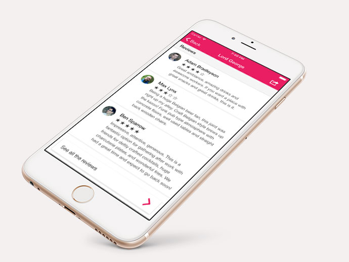 Starter for your own location based app