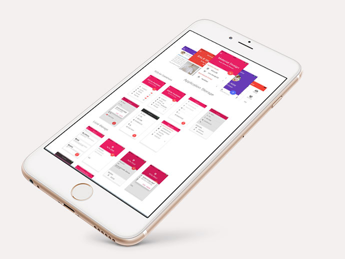 15 phonegap cordova templates to build cross platform mobile apps ionic material design maxwellsz