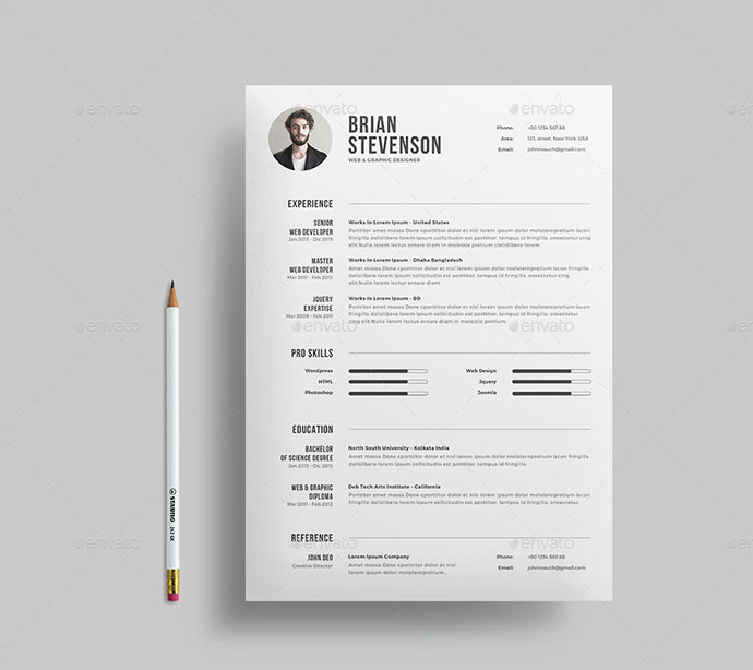 the 30  best resume templates of 2019  u2013 bashooka
