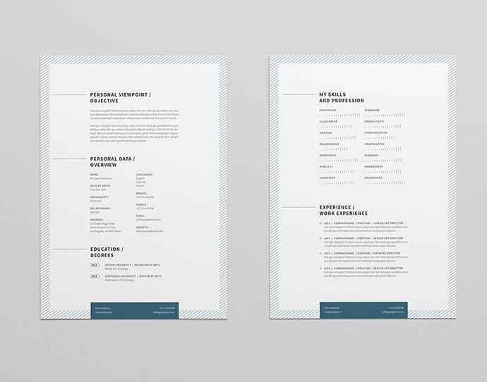 Simple Resume