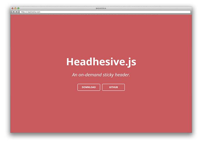 Headhesive