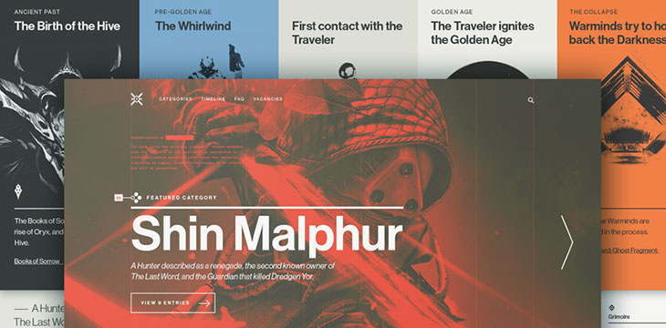 30 Latest Examples Of Web Concept Designs Web Amp Graphic