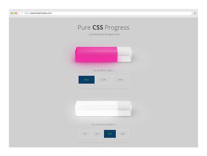 CSS Progress