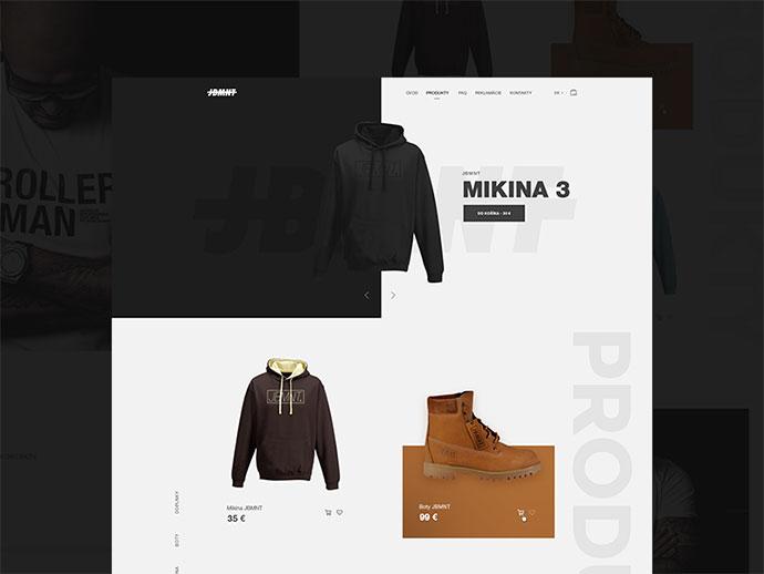 JBMNT Homepage by Martin Strba