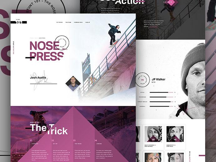 Nose Press by Ben Johnson