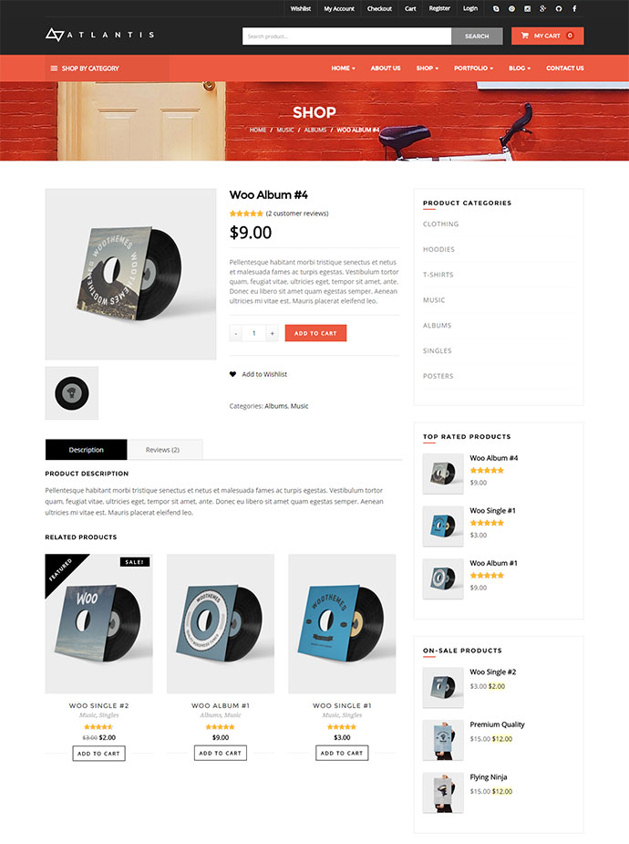 25 WordPress Themes With The Most Inspiring Product Page Designs25 WordPress Themes With The Most Inspiring Product Page Designs - Web & Graphic Design - Bashooka - 웹