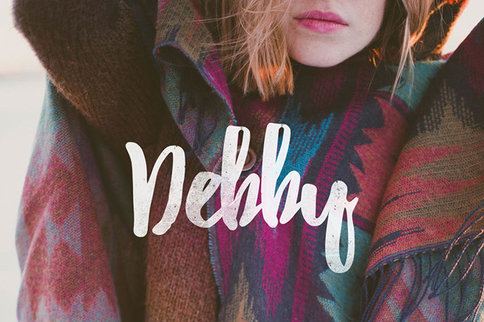 Debby (Free Font)
