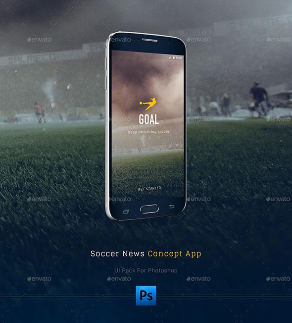 Goal UI Kit