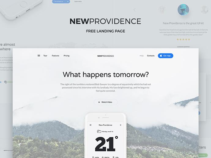 New Providence Free PSD Landing