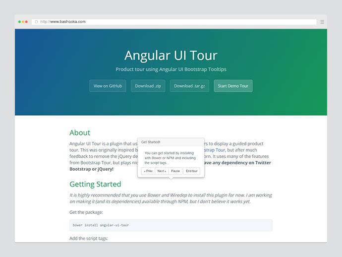 20 Angular UI Element Directives For Bootstrap – Bashooka