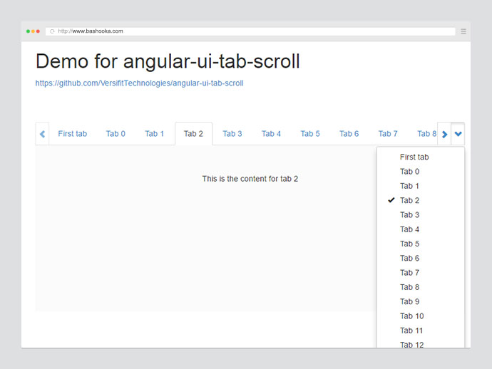 20 angular ui element directives for bootstrap web - Bootstrap scroll to div ...