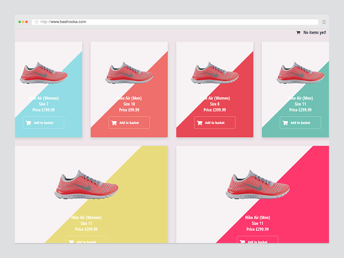 Flexy Product Cards