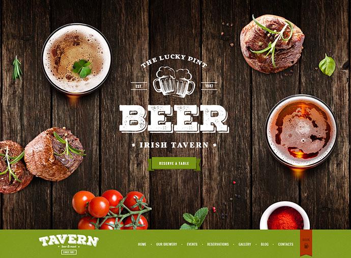 Tavern | Pub, Restaurant & Brewery