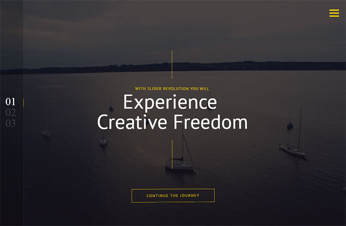 Daisy Responsive Onepage Template