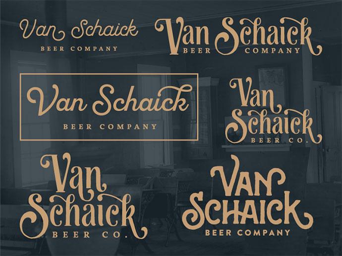 Brewery Logo by Colin Brady