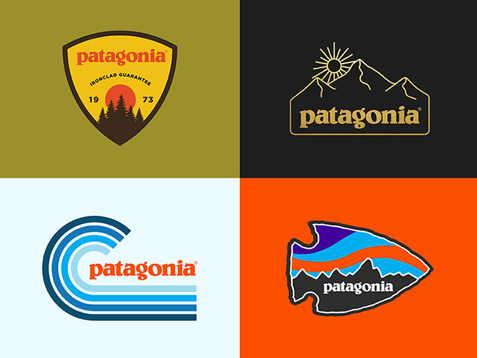 Patagonia rejects by Josh Warren