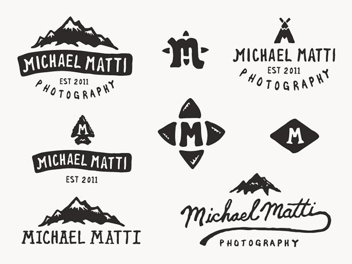 Michael Matti - Branding Project by Andrew Berkemeyer