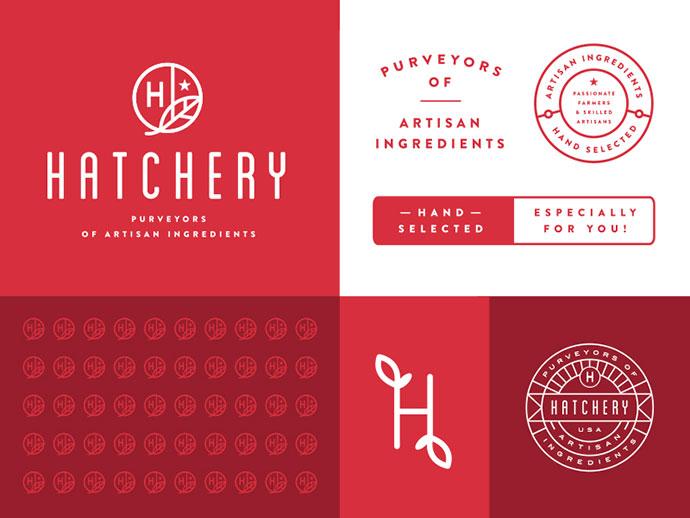 Hatchery Branding System by Steve Wolf