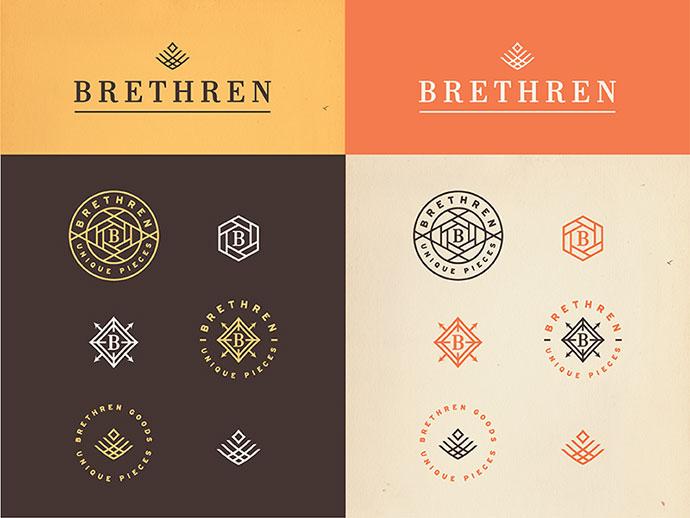 Brethren Marks by Jonathan Schubert