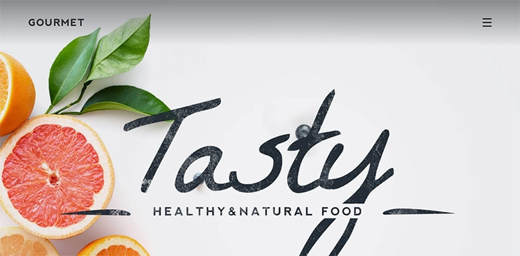22 Tastiest Food & Drink WordPress Theme Designs