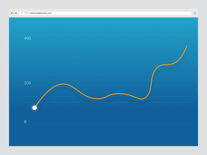 Interactive svg interface and the correlated documents that can be.