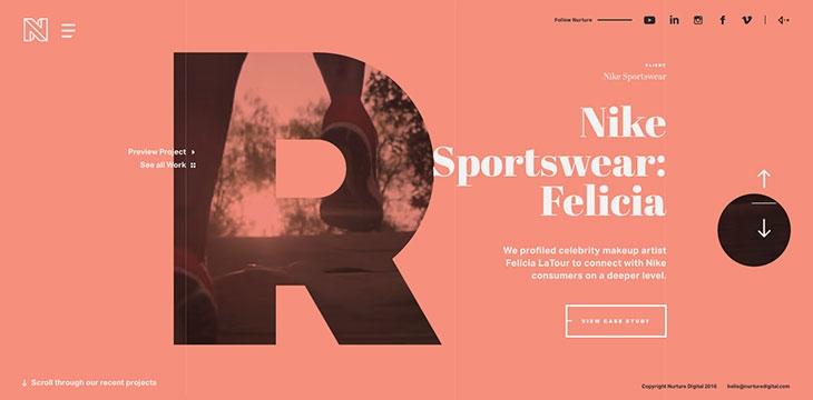 40 Inspiring Examples Of Portfolio Web Designs 2016