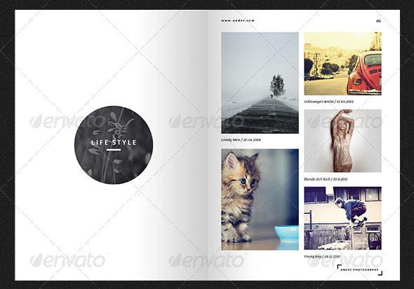 Andee - Photography Brochure