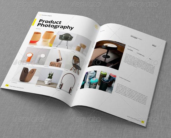 16 Pages Personal Photograph Portofolio
