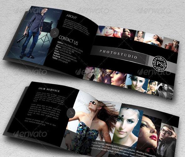 Modern Portfolio Brochure or Catalog