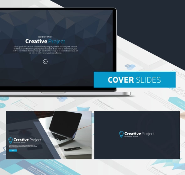 Creative Project Presentation Template