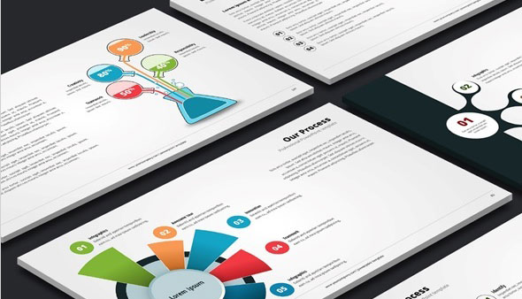 Isa - Multipurpose Powerpoint Template