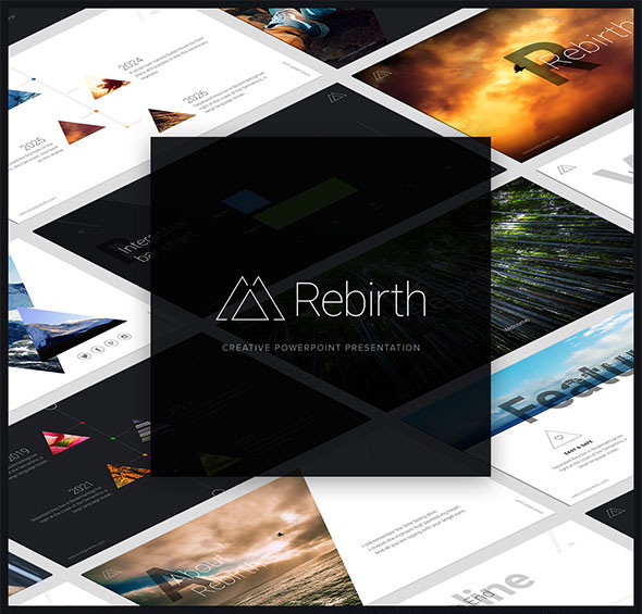 Rebirth PowerPoint Presentation