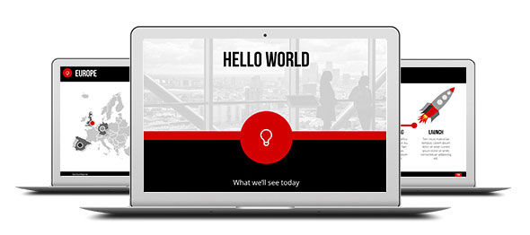 Spot On - Powerpoint Presentation Template