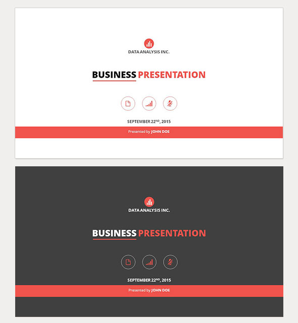 Dukku PowerPoint Template