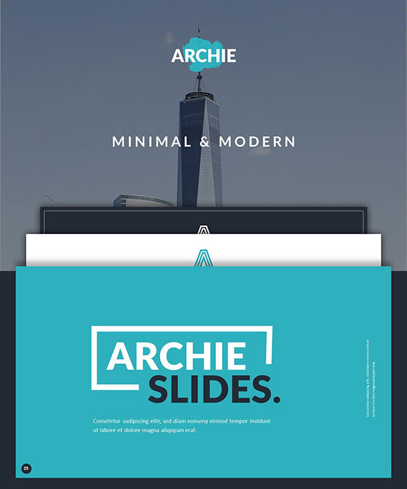 Archie Creative Slides