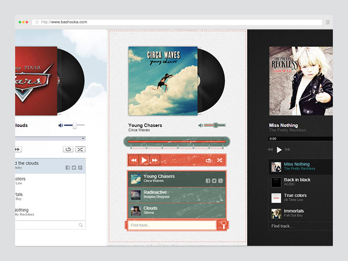 Plate III - music & streaming plugin for WordPress