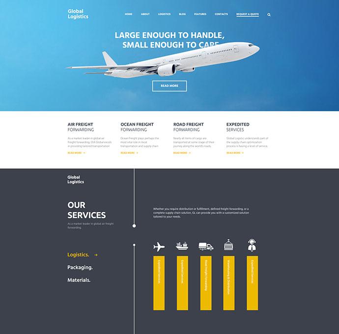 Global Logistics | Transportation & Warehousing