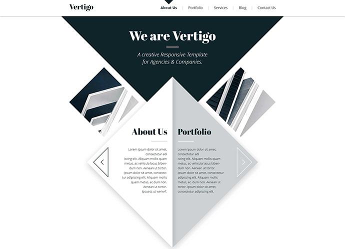 Vertigo - Responsive Multi-Purpose Theme