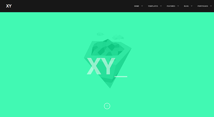 XY - WordPress Theme