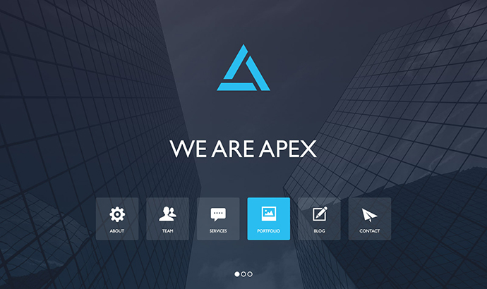 Apex - Responsive WordPress Theme