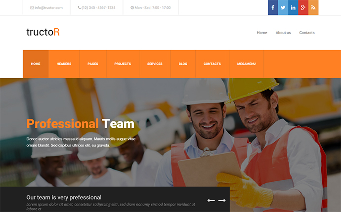Tructor - Architecture and Building Agency