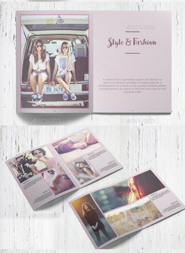 Portfolio - Fashion Lookbook
