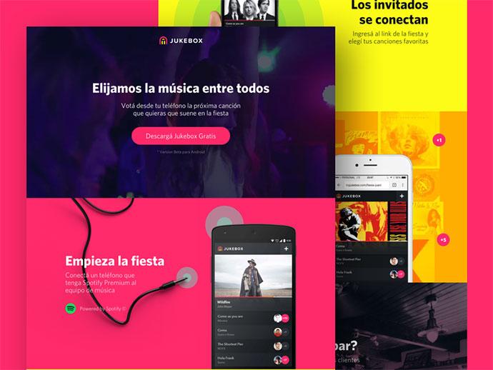 Jukebox Live! by Alejandro Vizio