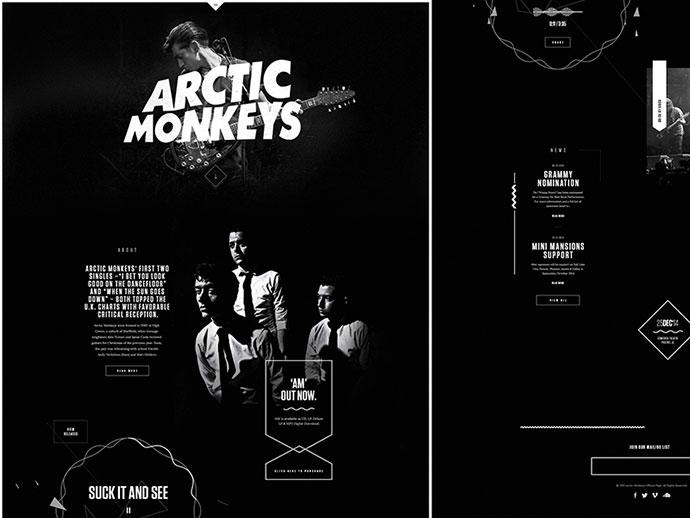 ArcticMonkeys by Aykut Yilmaz