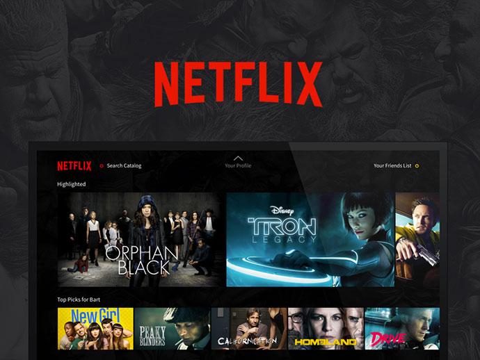 Netflix Exploration by Bart Ebbekink